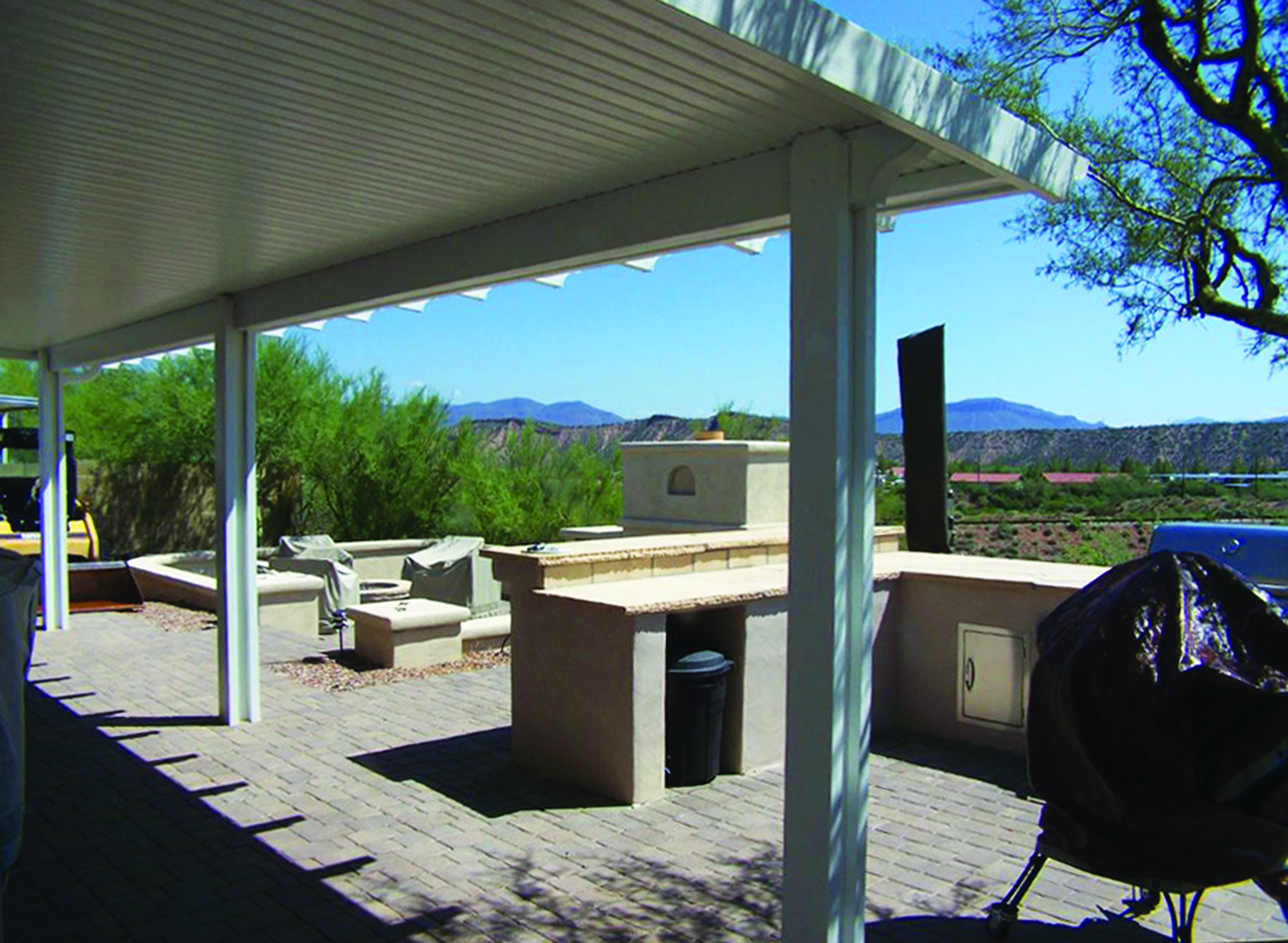 westerner products providing shade and living space solutions in